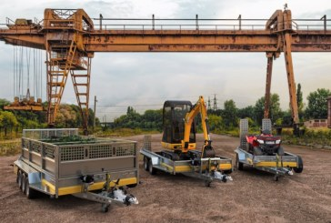 Brian James Trailers completes its General Plant range