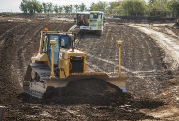 Sitech brings machine control to Ground Developments