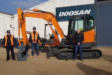Kings Heath Demolition adds Doosan mini and crawler excavators