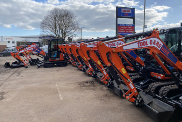 Customer demand drives new Kubota purchase for Tool Care Hire