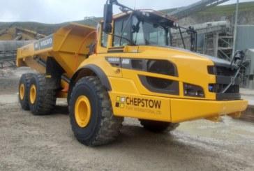 Chepstow Plant International transforms fleet with £20m Volvo deal