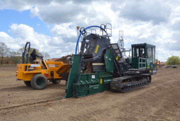 Mastenbroek and White Horse Contractors mark 40 years of working together