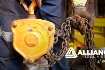 Alliance Tool Hire | Lifting equipment: Your three-point checklist for success
