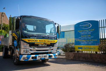 Isuzu are the only trucks for Dormer Plant Hire