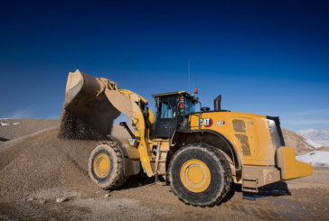 Caterpillar reveal new 980 and 982 series wheel loaders