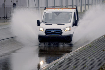 All-electric Ford E-Transit 'torture tests' simulate a life of hard use