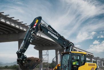 Hyundai launches new A-Series wheeled excavators