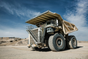 Liebherr T 274 – the new 305t mining truck