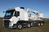 First Aspen A-62 Underbridge Inspection Unit in Europe goes to Facelift