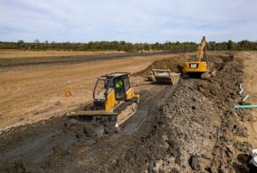 Caterpillar reveals new M19 and M20 excavators and D4 dozer