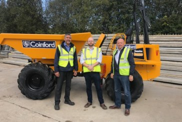 Coinford places its largest Thwaites Dumper order to date