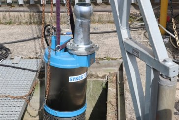 Sykes Pumps launches two compact submersible drainer pumps