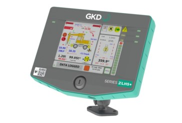 GKD Technologies Series 2 Rated Capacity Indicator with 'rail' upgrade