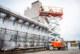 Five lithium-powered Snorkel rough terrain scissor lifts enter full production