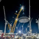 World's largest crane featured in BBC documentary