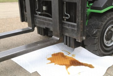 Are you using the correct spill kit?