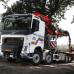 Phill Bascombe Transport reaches new heights with bespoke fly-jib crane from MV Commercial
