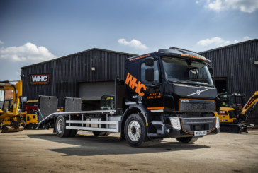 First Volvos plant a strong impression on WHC Hire Services