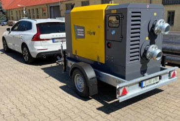 Atlas Copco introduces PAS HardHat dewatering pump range