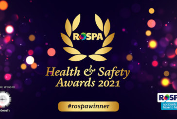 M Group Services Plant & Fleet Solutions receives RoSPA Gold Medal Award for Fleet Safety