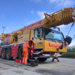 Cadman Cranes keep customers happy with the launch of 4th Liebherr LTM 1060-3.1 in 5 years