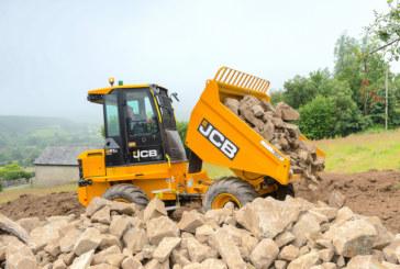 Superior operator safety drives JCB site dumper deal
