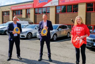 Speedy puts safety at heart with national defibrillator rollout