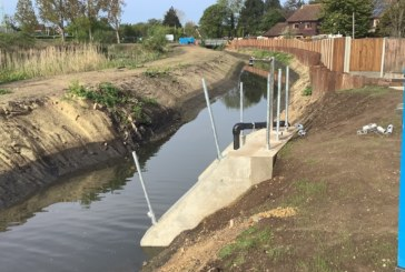 T-T Pumps supplies pumping system to Lowestoft's flood risk management project