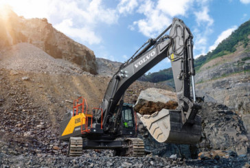 Solid performance in the second quarter for Volvo Construction Equipment
