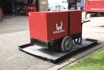 How to protect the environment when using generators and other plant machinery outside
