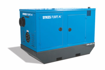 Sykes Pumps adds 150mm eco model to super silent range