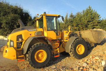 Michelin's tough tyres never fall flat for PSH Environmental's Volvo loaders