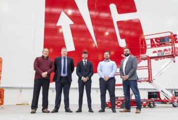 Aspire Group aims high with JLG low level access equipment