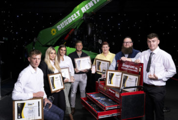 CPA Announces Future Stars of the Construction Plant Sector