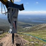 HHH Equipment supplies vital equipment to the most challenging civil engineering project in Scotland