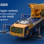 Tadano expands Flex Base system to the Demag AC 130-5 all terrain crane