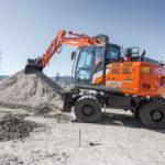 Hitachi reveal Zaxis-7 wheeled excavator range