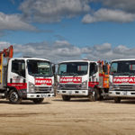 Fairfax adds seven new Isuzus for the first time