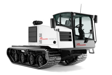 PRINOTH introduces next generation of vehicles