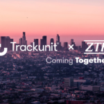 Trackunit and ZTR come together to connect construction