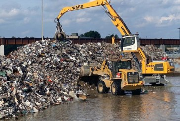 Metal recycling specialist opens new rail-connected site in Barking