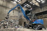 UK's first 35 tonne Terex Fuchs electric material handlers head out on long term contract hire