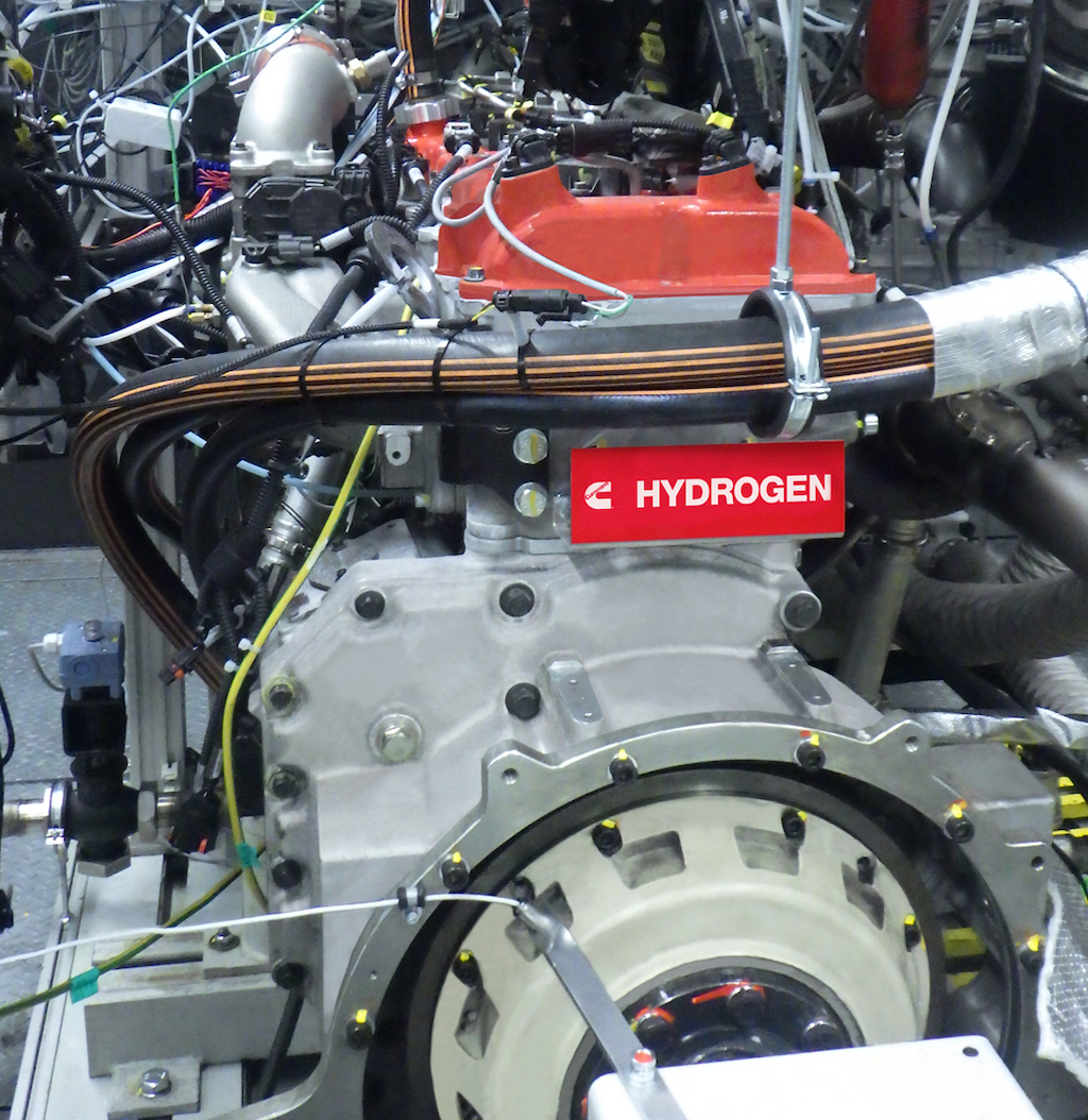 Cummins hydrogen engine programme to move ahead with medium and heavy-duty platforms