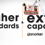 Snorkel upgrades mid-size telescopic boom line with higher lift capacities