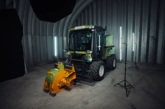 Introducing the world-first Hydrohog – a high-performance, low emission multi-purpose highway maintenance machine