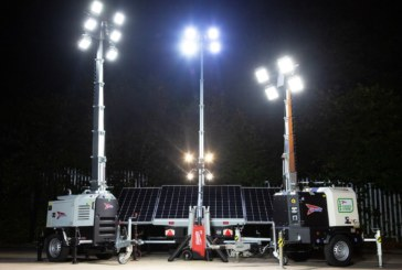 Speedy to light up COP26 with sustainable lighting system