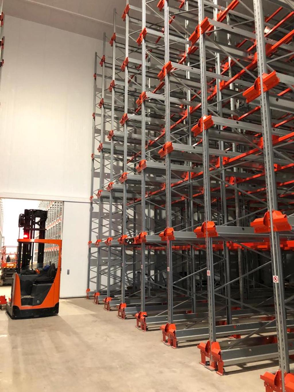 Toyota Material Handling | Cool solution